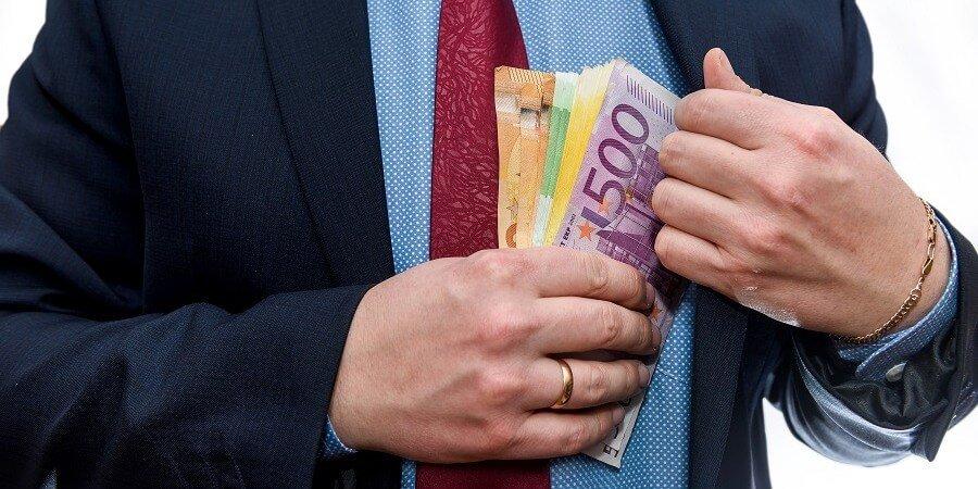 Delito de corrupción entre particulares